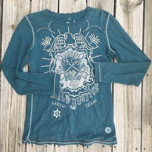 Double D Ranch Long Sleeve Cotton Shirt